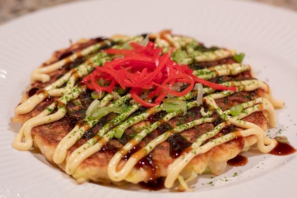 Japan - Japanese Okonomiyaki - Finmail